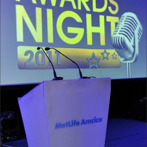 Metlife Amcico Awards Night